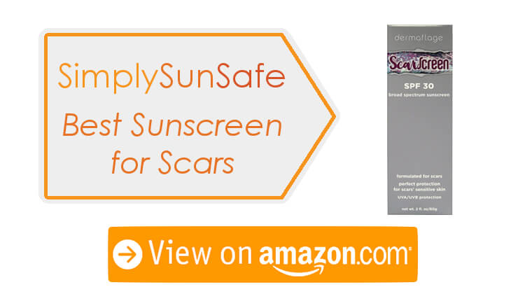 Top Sunscreen for Scars