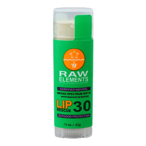 Raw Elements Lip Rescue SPF 30+ Lip Balm