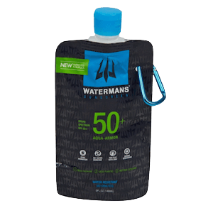 Watermans SPF 50+ Aqua Armor Lotion