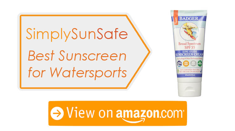 Top Sunscreen for Water Sports