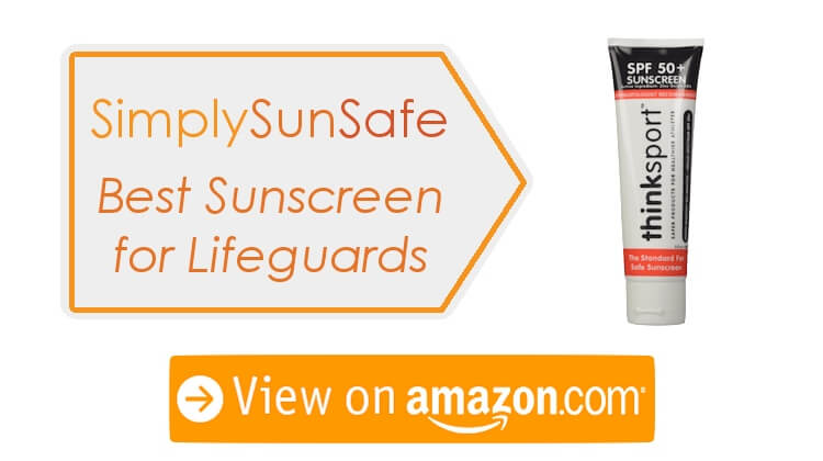 Top Sunscreen for Lifeguards