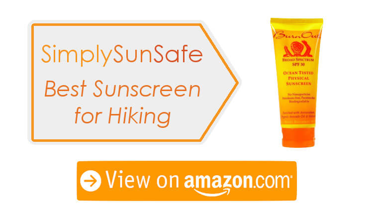 Top Sunscreen for Hiking