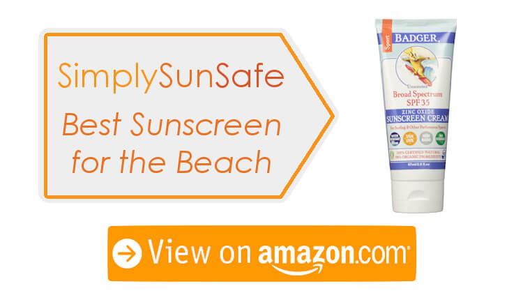 Top Sunscreen for the Beach