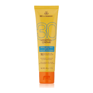 MDSolarSciences Mineral Crème Sunscreen SPF 30