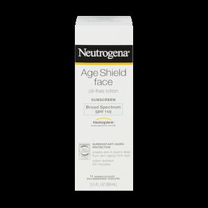 Neutrogena Age Shield Face Sunscreen SPF 110