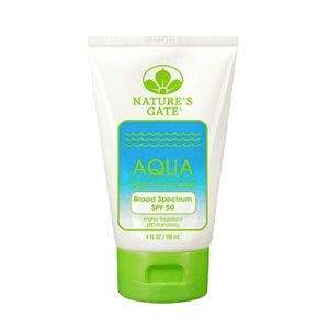 Nature's Gate Aqua Block Vegan Sunscreen SPF 50