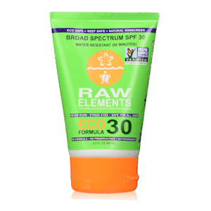 Raw Elements Eco Formula Sunscreen SPF 30
