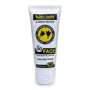 Rubber Ducky Naturally Tinted Face Sunscreen SPF 50