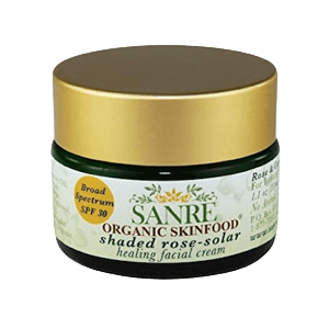 SanRe Organic Skinfood Shaded Rose-Solar SPF 30