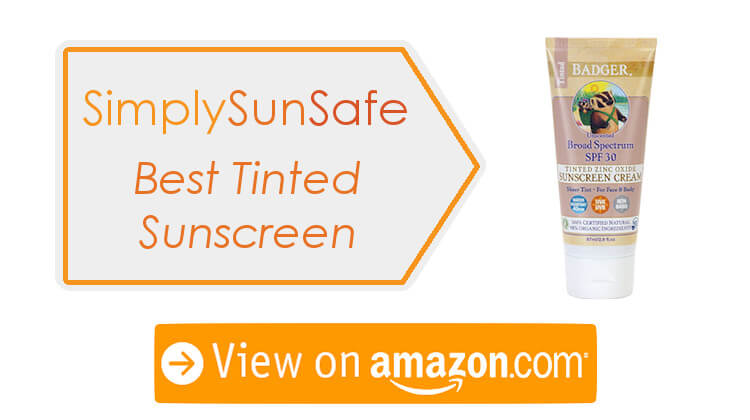 Top Tinted Sunscreen