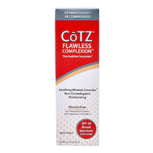 Cōtz Flawless Complexion Sunscreen SPF 50