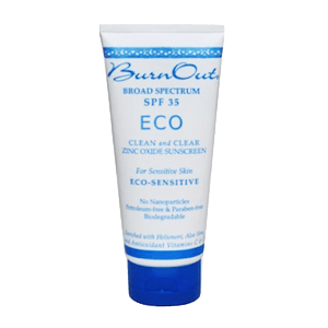 BurnOut Eco-Sensitive Sunscreen SPF 35