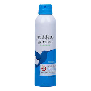 Goddess Garden Kids Sport Spray SPF 30