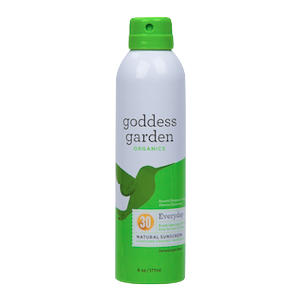 Goddess Garden Everyday Spray SPF 30