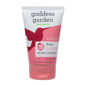 Goddess Garden Organics Baby Natural Sunscreen SPF 30