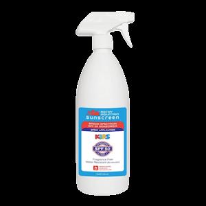 Rocky Mountain Kids Sunscreen Spray SPF 50