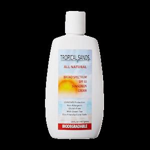 Tropical Sands Sunscreen Cream SPF 50