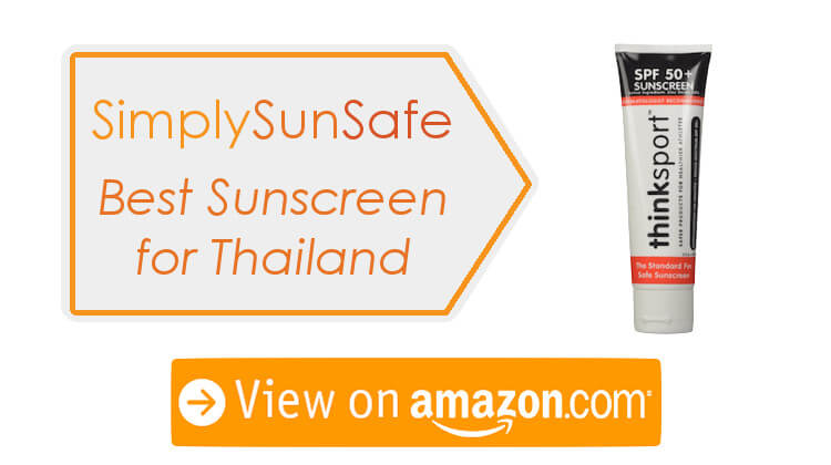 Top Sunscreen for Thailand