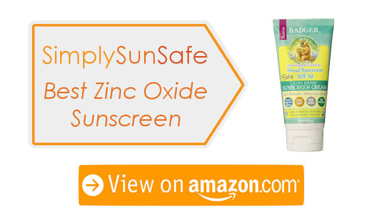 Best Sunscreen With Zinc Oxide