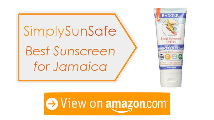 Sunscreen For Jamaica
