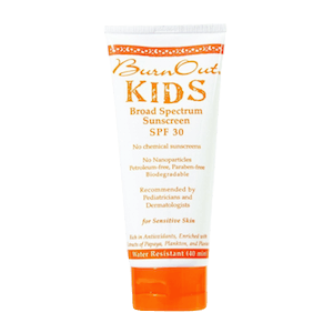 Best Sunscreen For Kids In 2018