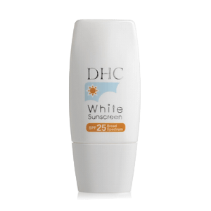 DHC White Sunscreen SPF 25