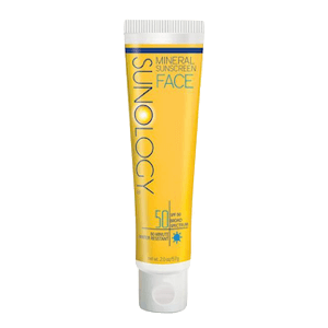 Sunology Natural Face Sunscreen SPF 50