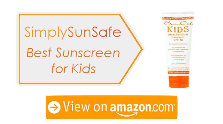 Best Kids Sunscreen.