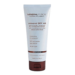 Mineral Fusion Mineral SPF 40 Face Moisturizer
