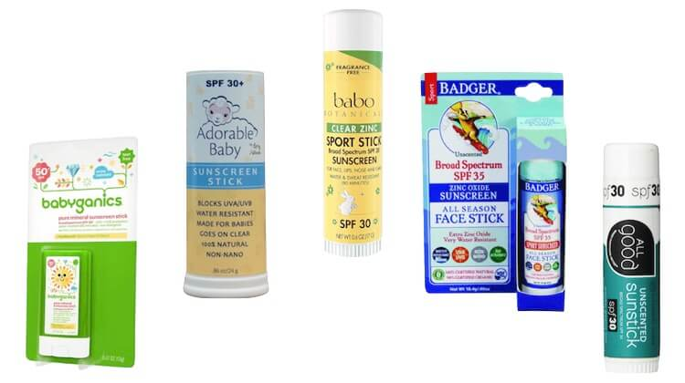 Best Stick Sunscreen