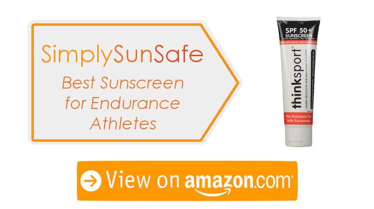 Best Sunscreen For Triathletes