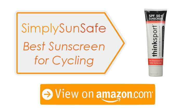 Pro Cyclist Sunscreen