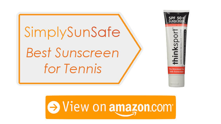 Best Sunscreen For Tennis Players