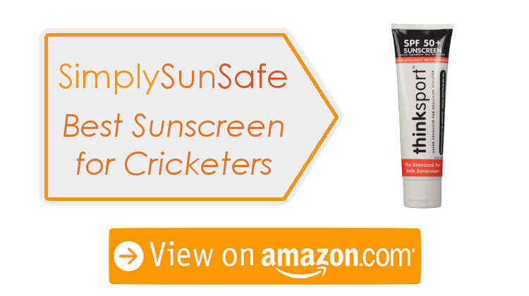 Best Sunscreen For Cricket
