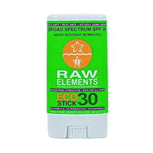 Raw Elements Eco Formula Sunscreen Stick SPF 30