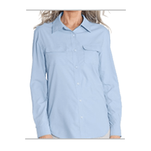 Coolibar UPF 50+ Women's Travel Shirt