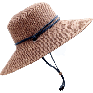 Sloggers Wide Brim Braided Sun Hat