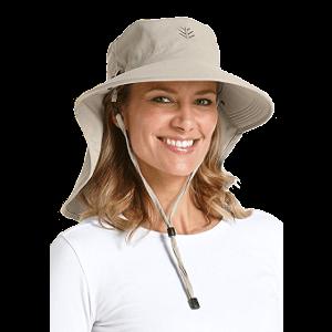 Coolibar Womens Ultra Sun Hat