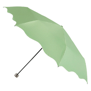 Migobi Folding Flouncing 42-inch UPF 50+ UV Parasol