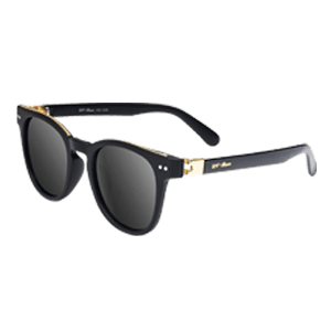 UV-BANS Round Sunglasses With Unbreakable Frame