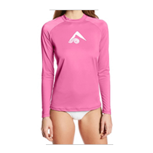 Kanu Surf Women's Keri Long-Sleeve Rashguard