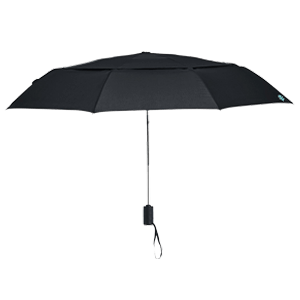 Coolibar UPF 50+ 42 Inch Titanium Travel Umbrella