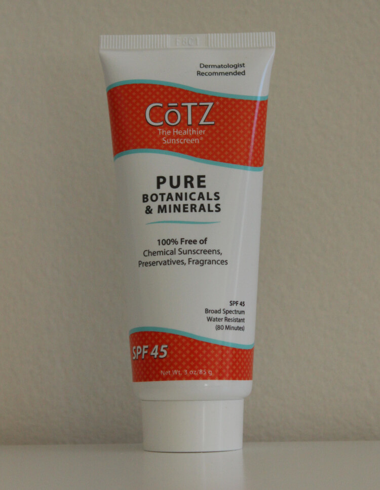 CoTZ Pure Botanical & Minerals Review
