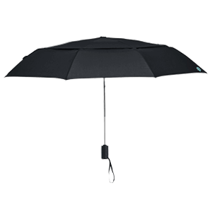 Coolibar UPF 50+ 42″ Titanium Travel Umbrella