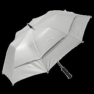 Coolibar UPF 50+ 62″ Titanium Golf Umbrella