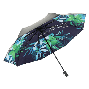 Muryobao Unbreakable Folding Sun Umbrella