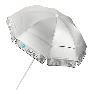 Coolibar UPF 50+ Titanium Beach Umbrella