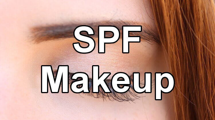 Best Deals on SPF Makeup