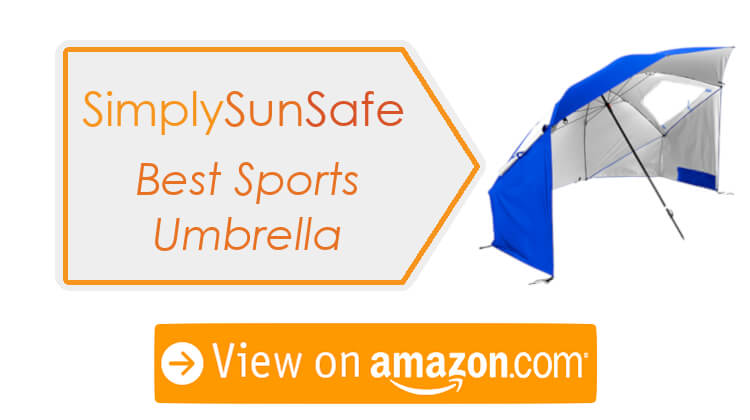 Best Umbrella For Sports